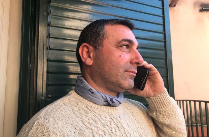 Ernesto Abate, segretario reg. Sifus Consorzi di Bonifica