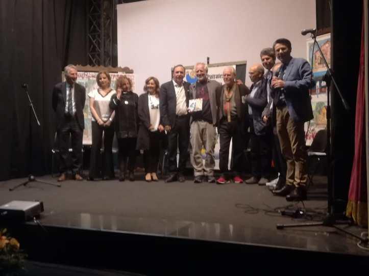 Premio alla Carriera al regista Pasquale Scimeca