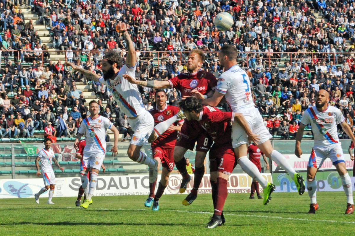 Playoff: doppio derby Catania-Trapani!!! Eventuale semifinale con la vincente di Imolese-Piacenza